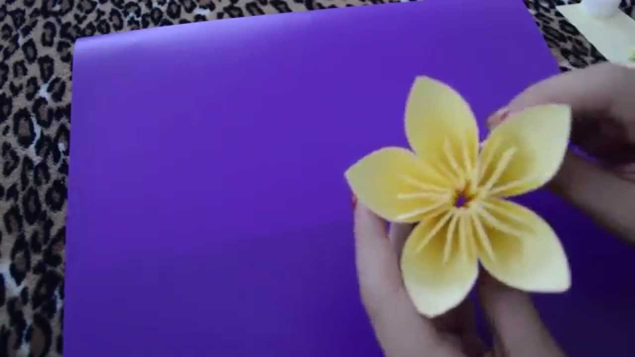 {DIY} Flores de Papel* |rOci.makeup