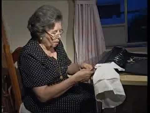 Bordados de mantones - Artesanía Corredor de la Plata
