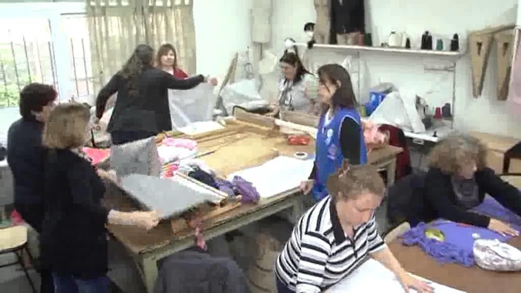 Curso gratuito de tejido en crochet y telar en San Isidro
