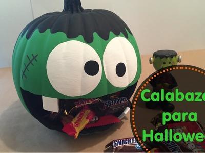 [DIY] Cómo decorar calabazas para halloween