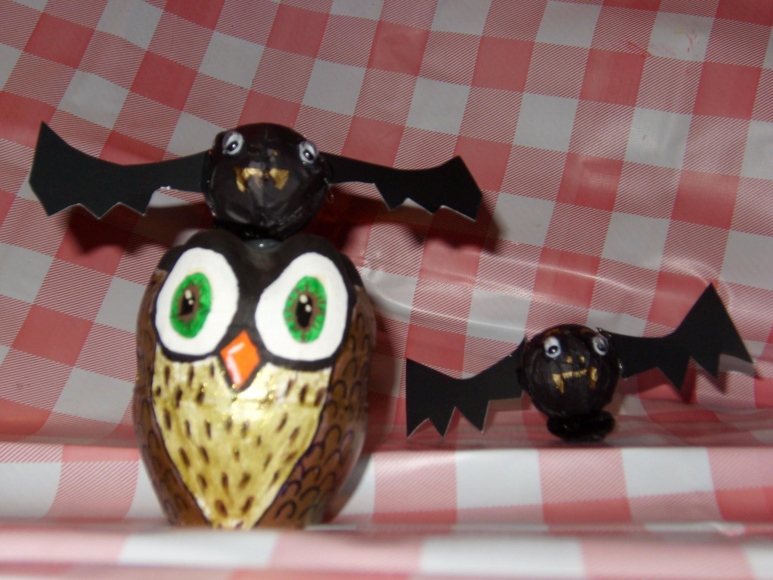 DIY Halloween Murciélagos rápidos y peligrosos