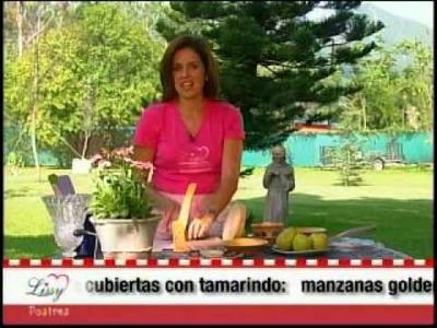 Manzanas con Tamarindo, Lissy Benavides, parte 1