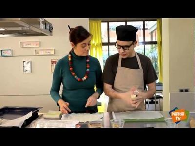 Pan con aceitunas, con nueces y con chocolate - Recetas Nestlé con Ángel Llàcer
