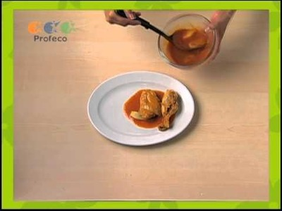 Platillo Sabio Profeco: Pollo al chipotle [RCTV 42.1]