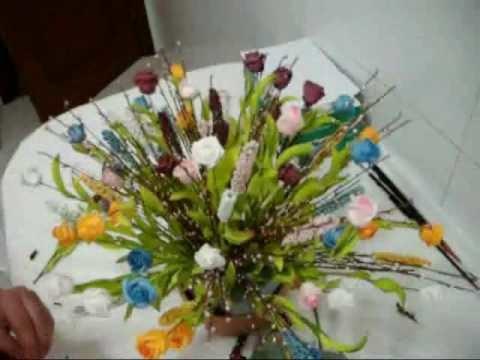 Taller de arte floral Rosa Mª González Álvarez