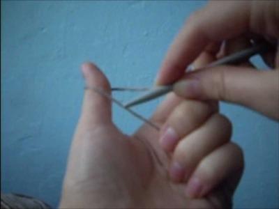 Tejido a dos palillos: otra forma de hacer puntos
