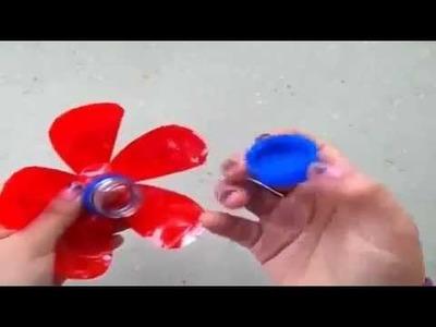 Como Reciclar Botellas de Plástico | Manualidades con Botellas de Plastico