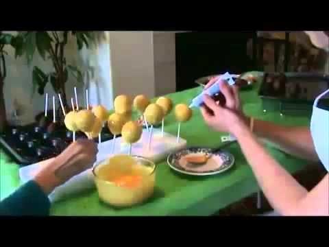 MANUALIDADES   Como Hacer Cake Pops   Parte 2