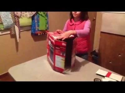 Manualidades capitulo 1: Maquina de dulces casera