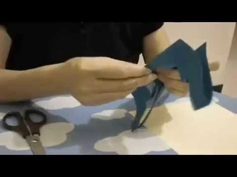 Manualidades fáciles - Tarjeta Pop up