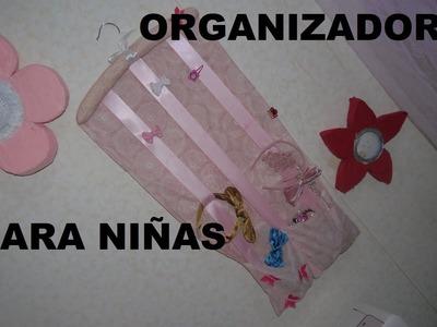 Manualidades: Organizador Para Accesorios - JuanCarlos960