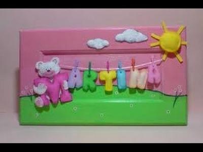 Manualidades con goma eva para niños 6