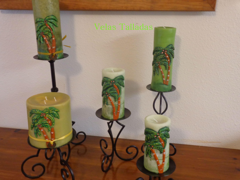 Manualidades de Velas talladas parte 2 (Candle Carving)