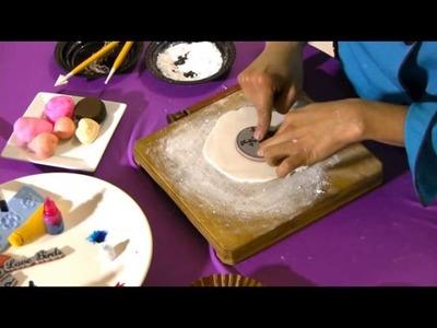 Mujer Creativa Programa 4: Manualidades de Renovación - Bloque 3: Técnicas con Fondant