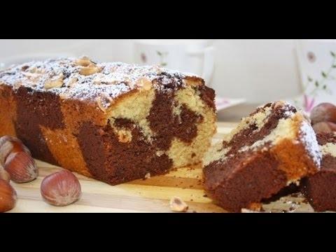 Queque Chocolate Vainilla - Silvana Cocina Y Manualidades
