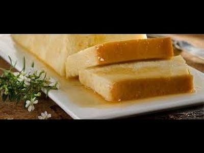 Receta: Budin De Pan Y Leche Condensada - Silvana Cocina Y Manualidades