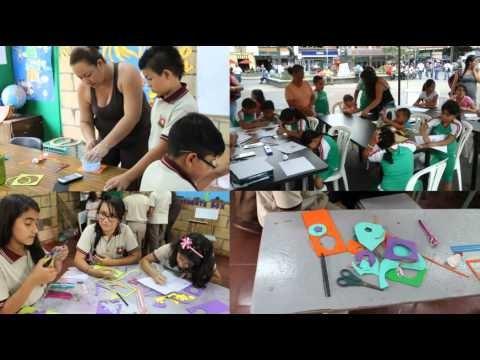 Escuela de Formación cultural y artística MANUALIDADES