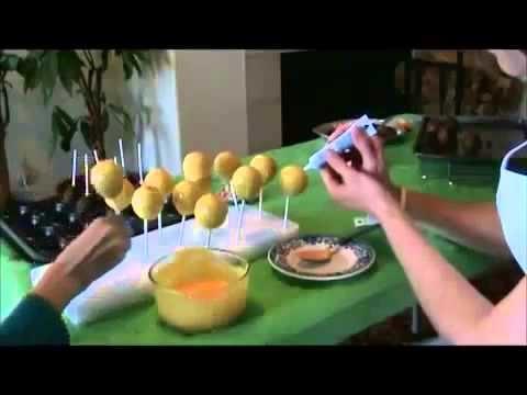 MANUALIDADES - Como Hacer Cake Pops - Parte 2
