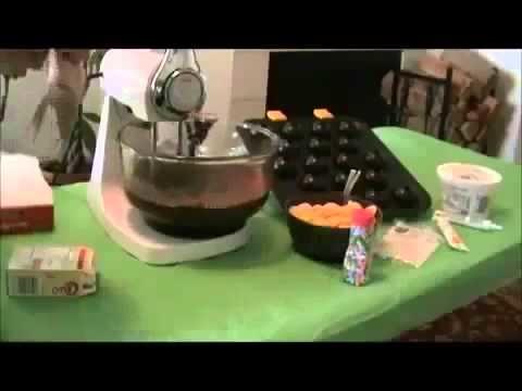 MANUALIDADES Como Hacer Cake Pops Parte 1