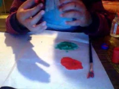Manualidades: ¿Como hacer silicona de colores?