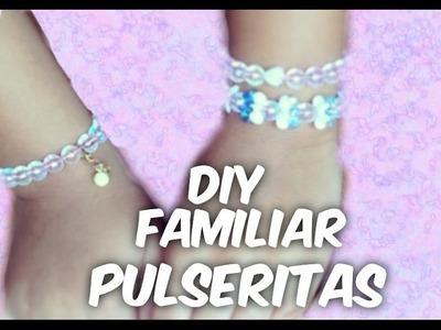 Manualidades: Pulseras Faciles - JuanCarlos960