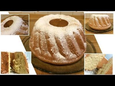 Receta: Queque De Naranja Casero - Silvana Cocina Y Manualidades