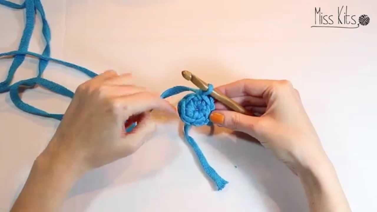 Círculo Mágico ganchillo Miss Kits