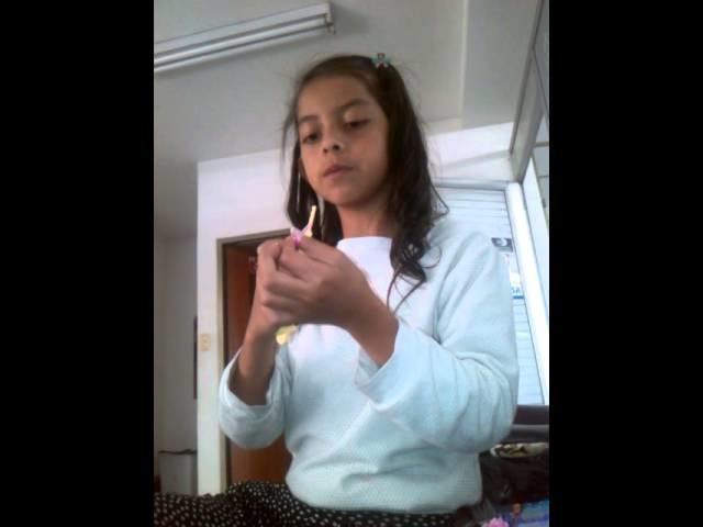 Como hacer un anillo con ganchillo