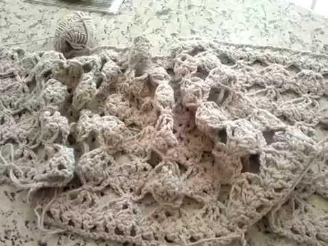 Curso ganchillo Barcelona-Tejer bufanda