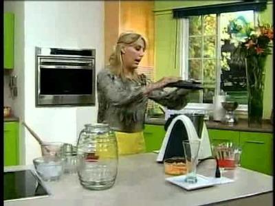 Agua De Horchata Con Melon.