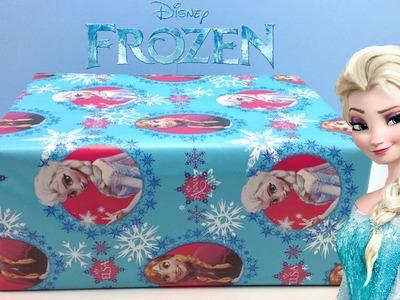 Caja sorpresa FROZEN en español | Juguetes de Frozen | Huevo sorpresa Elsa Frozen