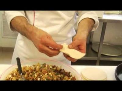 Clase magistral de empanadas norteñas