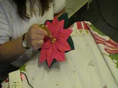 Como hago la flor federal, o estrella federal en goma eva