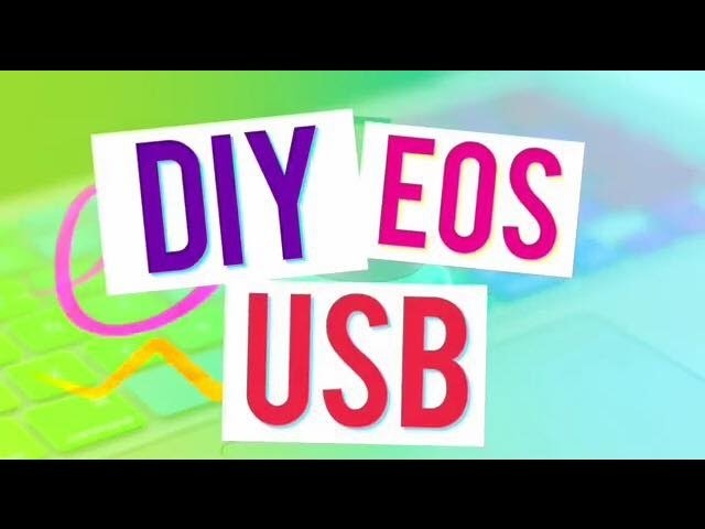 DIY LIPSTICKS USB. LABIALES USB | ROOM 242 ❤