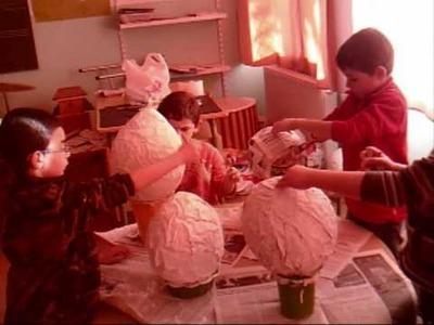 Fabricando muñecos de nieve, I