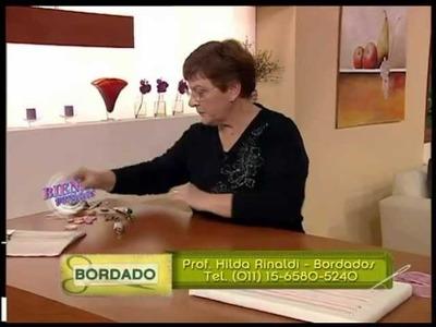 Hilda Rinaldi - Bienvenidas TV - Cintas un Portacamisón