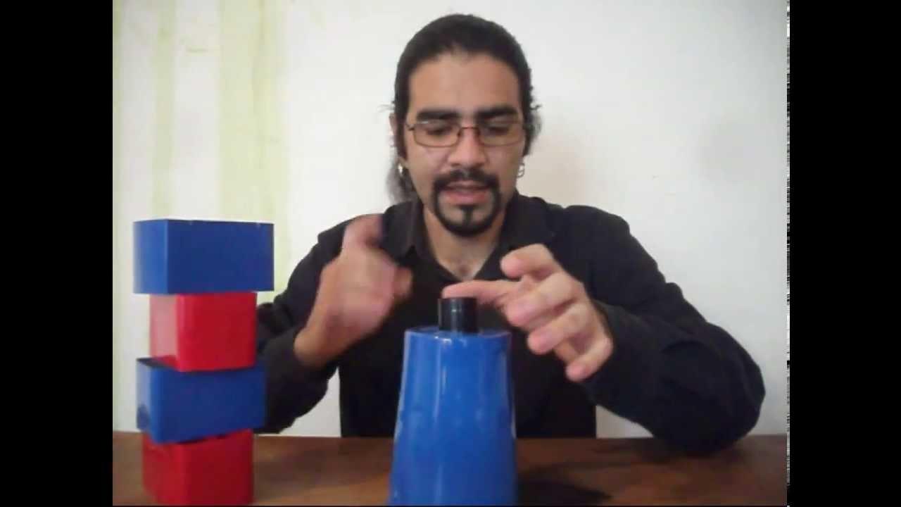 Lampara con cajas de leche Ecolocadas Recicrea2