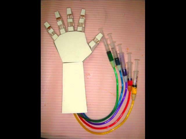Mano Hidráulica, Hydraulic Hand