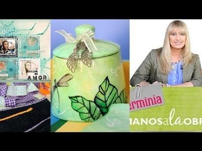 ManosalaObraTv - Programa 13 - Herminia Devoto 2015