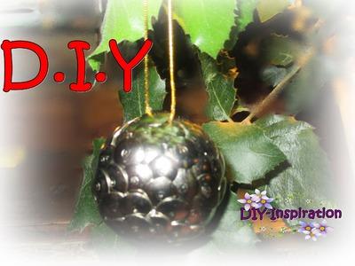 DIY CHRISTMAS TREE BALL Bola para Arbol de navidad