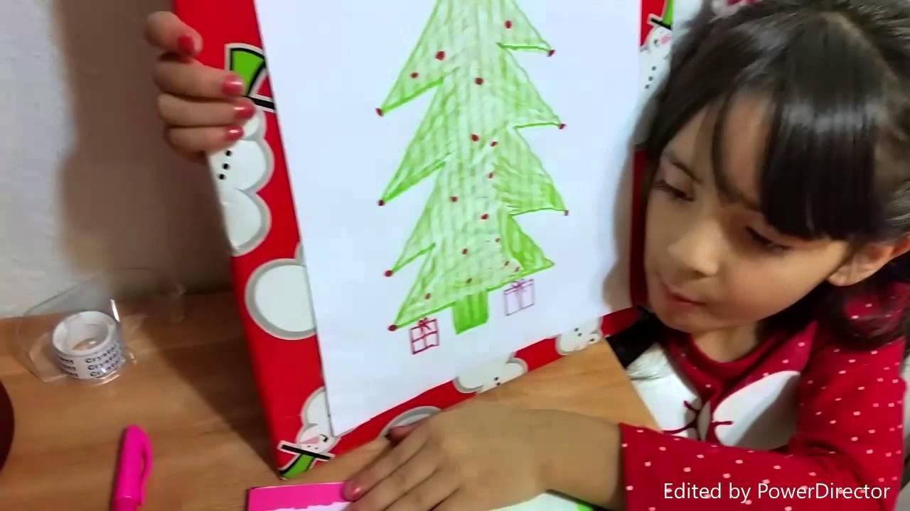 DIY Dais Untill Christmas Hazlo tu mismo Dias para Navidad