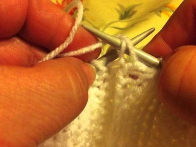 Diferentes Estilos de tejido a palillos