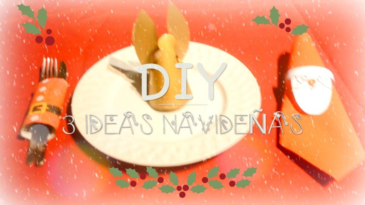 DIY |DECORACIONES PARA NAVIDAD !!!!