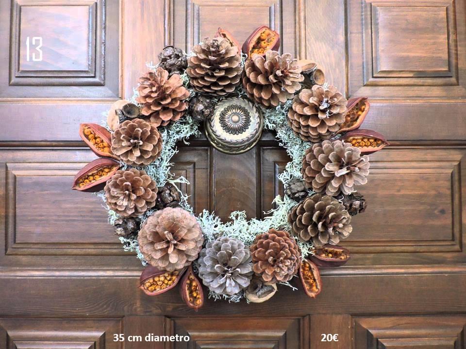 Arreglos Navidad, Christmas Crafts de Cristina Mota