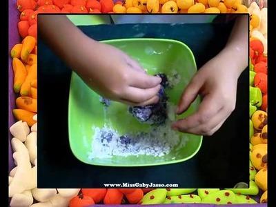 Como hacer alfeñiques