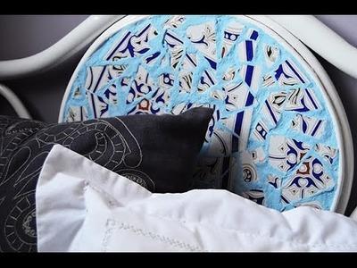 Tutorial mosaico de azulejos
