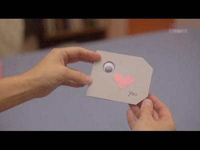 Una monstruosa tarjeta de amor | @iMujerHogar