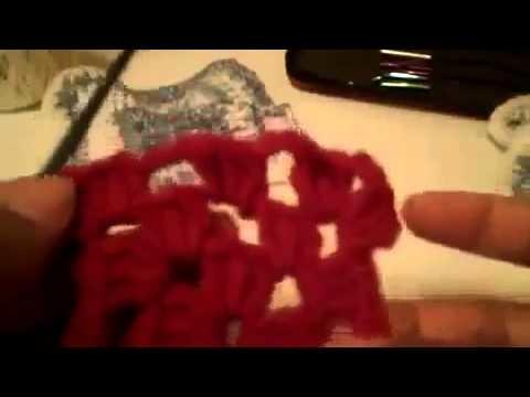 CuadrosTejidos granny square 2da parte Tutorial de tejido crochet