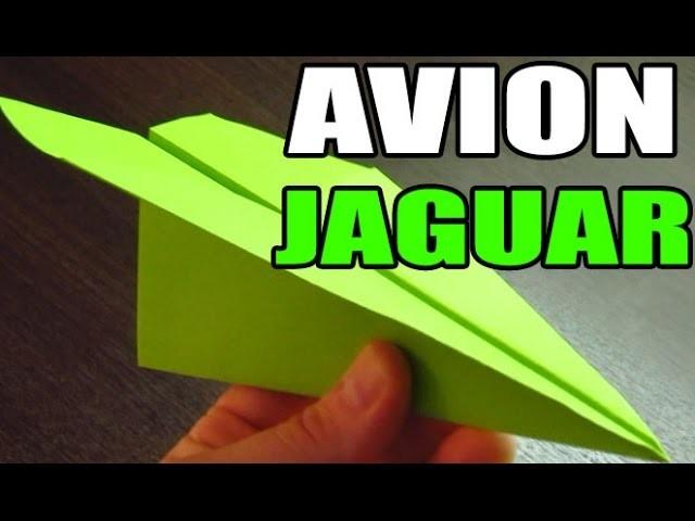 Como hacer una avion de papel que vuela mucho ESTILO DEPORTIVO (Muy fácil)