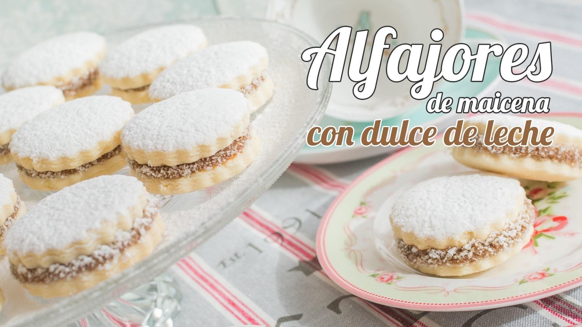 Alfajores de maicena | #3 Mesa dulce para Baby Shower | Quiero Cupcakes!